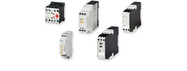 Relays - Measuring and Monitoring Relays - Timing Relays - Time Switches - Sun Relays